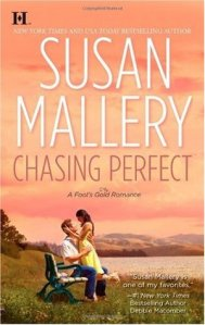 one minute book review-chasingperfect by susan mallery