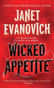 One Minute Book Review - Wicked Appetite by Janet Evanovich