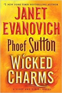 one minute book review-Wicked Charms by Janet Evanovich and Phoef Sutton