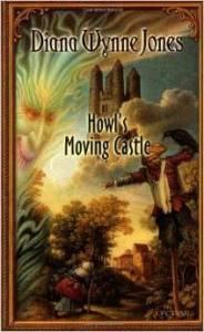 One Minute Book Review- Howl's Moving Castle by Diana Wynne Jones