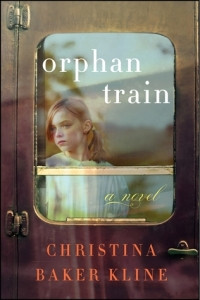 one minute book review-orphan train by christina baker kline